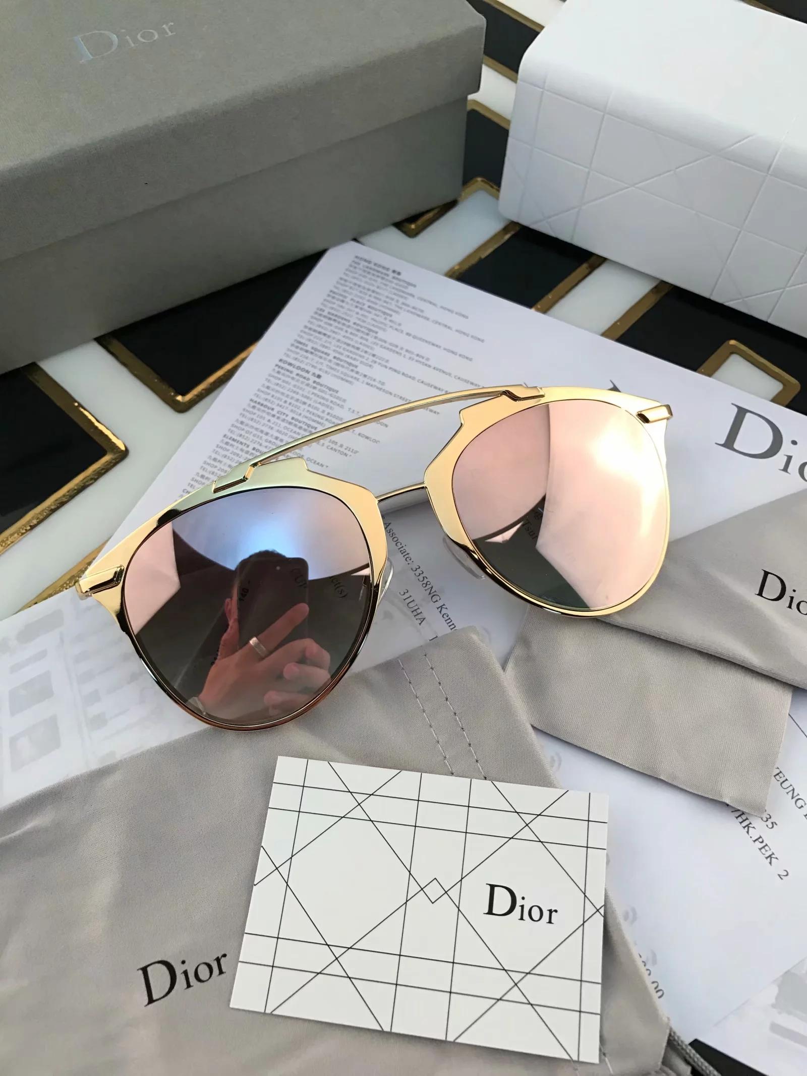 7ab17de9c75 Dior BRAND DESIGN Ultralight Pilot Sunglasses Men Polarized Driving Sun glasses  Male Outdoor Sports Goggles UV400 Fashion Optical