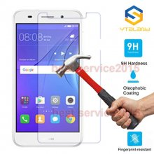 1Pcs 9H Tempered Glass Screen Protector For Huawei Y3 Y5 Y6 Y7/ Y7 prime 2017