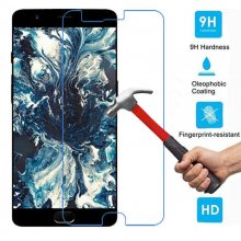 For OnePlus 5 A5000 2.5D Premium Tempered Glass Film Guard Screen Protector Case