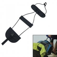 Travel Luggage Add A Bag Suitcase Adjustable Belt Easy Carry On Bungee Strap D
