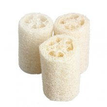 Natural Loofah Luffa Loofa Bath Body Shower Sponge Scrubber NEW FASHION