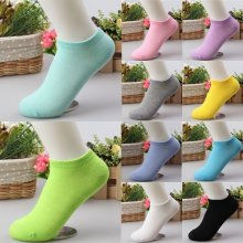 Low Cut 10 Pairs Ladies Boat Short Cotton New Women Ankle Socks Gift lot