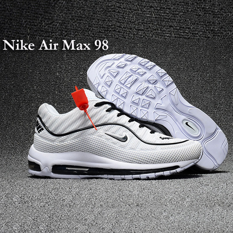 e3d4a9e2aaeab8 US  54.99 - NIKE Air Max 98 Supreme Men Casual Running Sports Shoes -  www.superfsk.com
