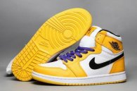 buy cheap nike air jordan 1 women shoes -007