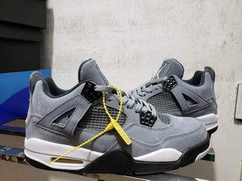 Air Jordan 4 AAA men shoes china cheap .008