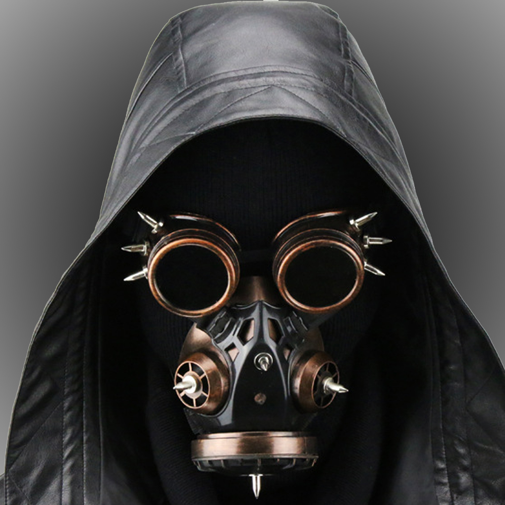 Hot booty gas mask