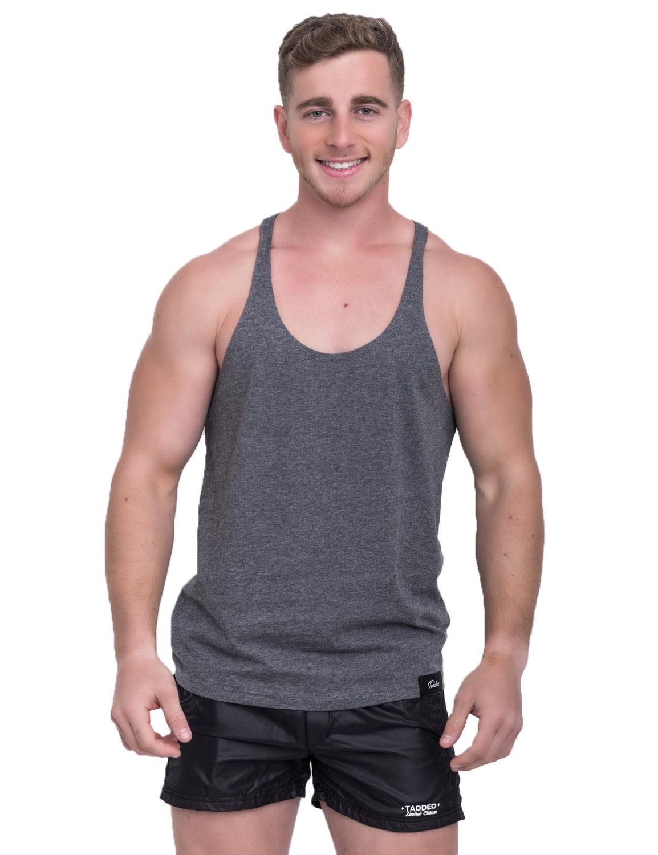 11b7f15c Men Tank Top Tees Shirts T shirt Sleeveless Cotton Casual Stringer Singlets  Fitness Bodybuilding Undershirt Muscle