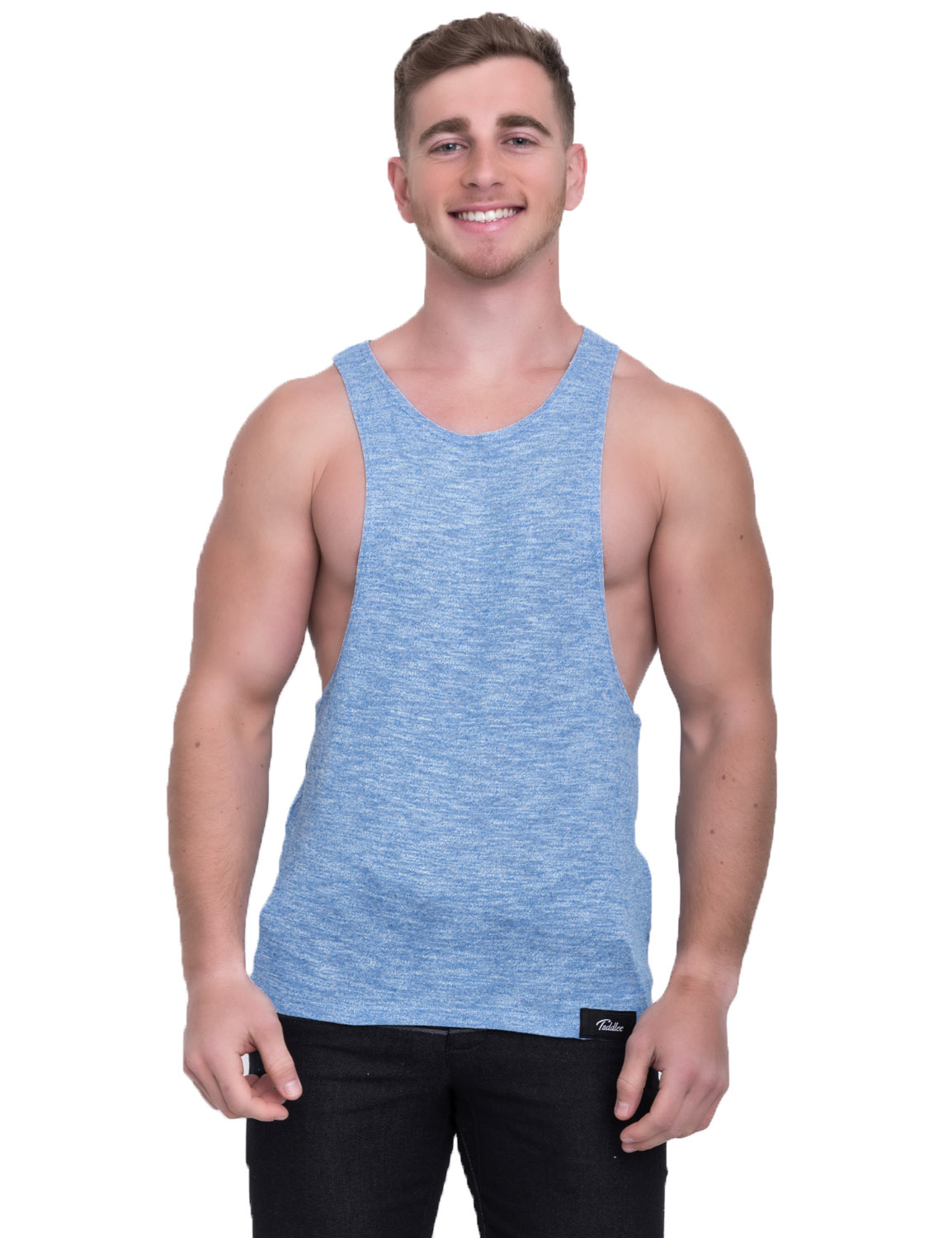 4b46fc41b17e43 Men Tank Top Tees Shirts T shirt Sleeveless Cotton Casual Stringer Singlets  Fitness Bodybuilding Undershirt Muscle