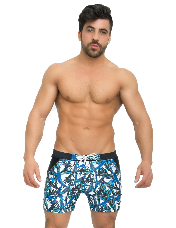 a1bc45d1f1 Sexy Men's Swimwear Men Swimsuits Swim Board Beach Surf Boxer Trunks Shorts