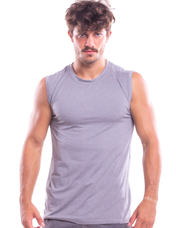 b41b381fcc0f0b Men Tank Top Tees Shirts T shirt Sleeveless Cotton Casual Stringer Singlets Fitness  Bodybuilding Undershirt Muscle