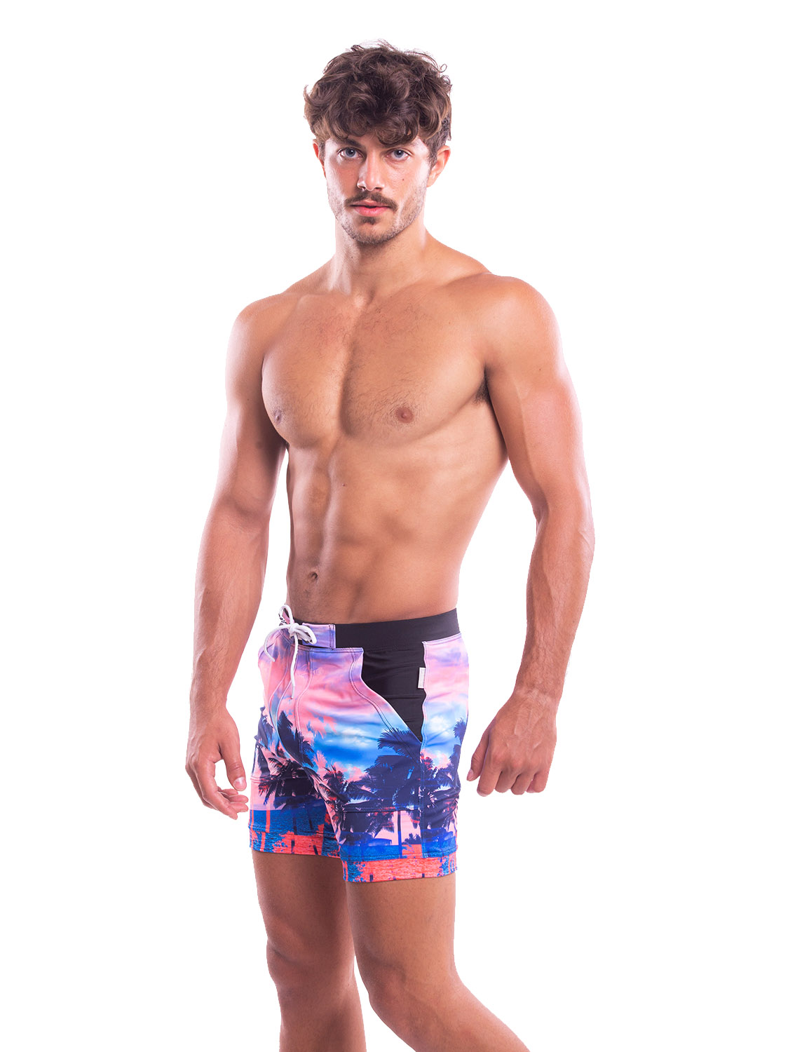 c746804446 Taddlee Swimwear Men's Swimsuits Swim Boxer Briefs Square Cut Surf Bathing  Suits Item NO: TAD-YK55-XF188