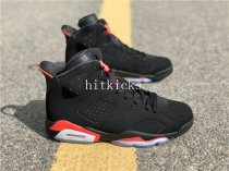"Air Jordan 6 ""Black Infrared"" 2019 GS"