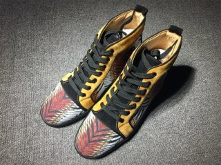 CL Sneaker High Top (232)