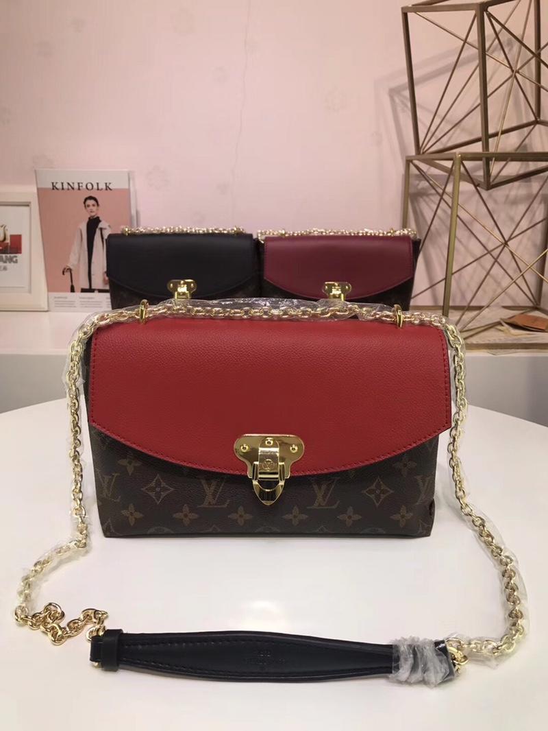 Louis Vuitton Handbags Lv Shoulder Messenger Bags Saint Placide M43715
