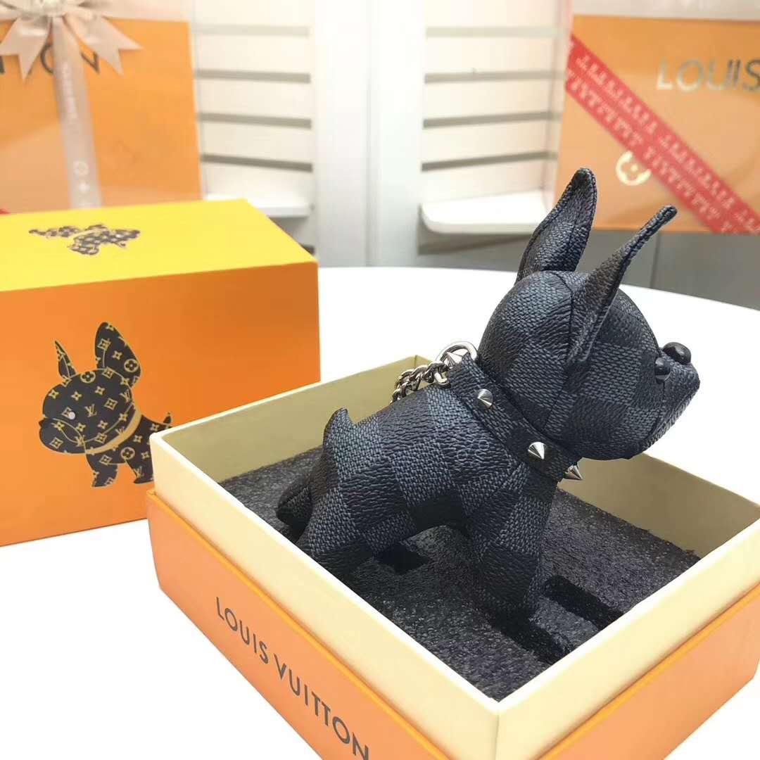 super popular 2f417 c0530 ヴィトン 犬 チャーム-コピー N級品 口コミ 激安店舗 2019 ルイ ヴィトン キーホルダー 犬 新作