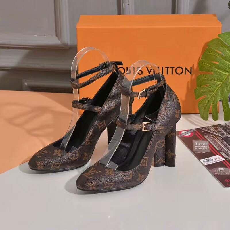 ルイヴィトン靴コピー 2019新作 LOUIS VUITTON レディース
