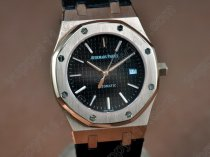 オーデマ・ピゲAudemars Piguet Royal Oak Jumbo 39mm RG/LE Black Swiss Eta 2824-2自動巻