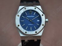 オーデマ・ピゲAudemars Piguet Royal Oak Jumbo 39mm SS/LE Blue Swiss Eta 2824-2自動巻