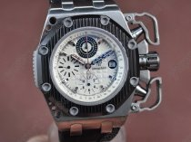 オーデマ・ピゲ Audemars Piguet Royal Oak Survivor TI/RU White A-7750 腕時計