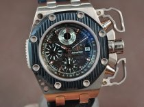 オーデマ・ピゲAudemars Piguet Royal Oak Survivor RG/RU Browan A-7750腕時計
