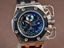 オーデマ・ピゲAudemars Piguet Royal Oak Survivor RG/RU Black A-7750 腕時計