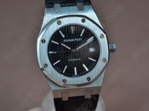 オーデマ・ピゲAudemars Piguet Royal Oak Jumbo 39mm SS/LE Black Swiss Eta 2824-2自動巻