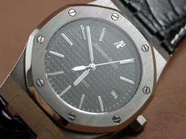 オーデマ・ピゲAudemars Piguet Royal Oak Jumbo 39mm SS/LE Black Swiss Eta 2824自動巻き