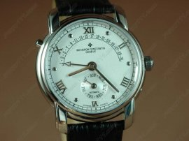 ヴァシュロンコンスタンタン Vacheron Constantin Watches SS Case White Dial Automatic