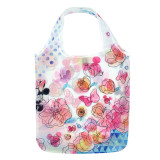 HOLYLUCK Foldable Polyester Recycle Shopping Bag