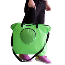 Foldable Travel Luggage Duffle Bag Lightweight for Sports, Shopping, Vacation