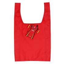 T-shirt Shape Foldable Polyester Shopping Bag