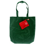 Christmas Foldable Shopping Bag