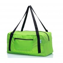 Free shipping Foldable Travel Duffel Bag For Women & Men Luggage Great for Gym (Green)