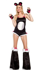 Halloween costume nightclub role playing clothes