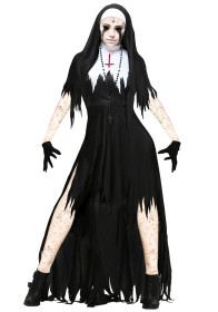 Costumes for Halloween witches' uniforms