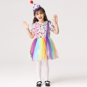 Halloween clown Cosplay Kit