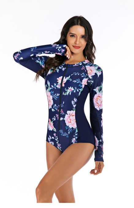 European and American surf suits, long sleeves swimsuits, hot spring swimsuits and diving suits manufacturer direct sales
