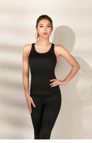 Sports vest, yoga suit, bra, back, gym, running and shockproof