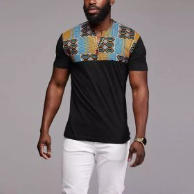 africa clothing t-shirts mens fashion dashiki robe africaine african dresses clothes 3d tee shirt homme,Asian size