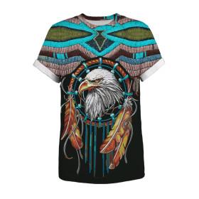Printed men's casual T-shirt