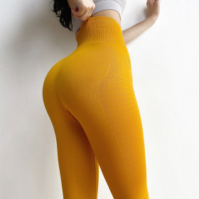 High waist tight seamless Yoga Pants