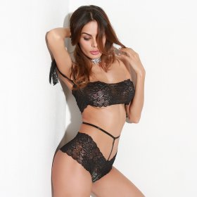 Sexy Lace Lingerie Set