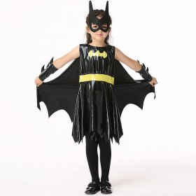 Halloween Batman Cosplay suit
