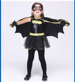 Batman's Cape Costume Halloween Costume