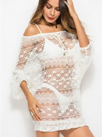 Fashion blouse with lace blouses