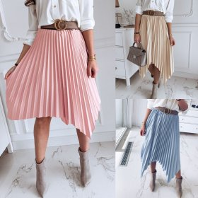 Sexy loose-tailed half-length skirt