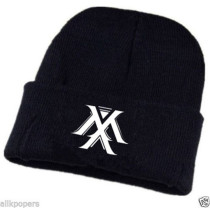 ALLKPOPER Kpop Monsta X Beanie Hat Knit Cap SKI Ridder Unisex Shownu I.M Winter
