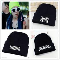 ALLKPOPER Kpop Bigbang GD Taeyang Seungri T.O.P Daesung Made Beanie Hat Adjustable Knit Cap