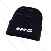ALLKPOPER Kpop Mamamoo Beanie Hat Knit Ski Adjustable Cap