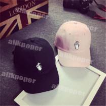ALLKPOPER Kpop Seventeen Fingers Good Snapback Unisex Sport Visor Trend Cap Baseball Hat